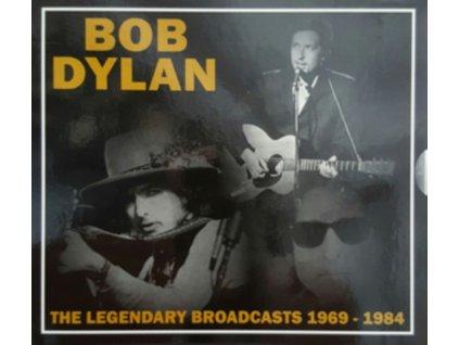 BOB DYLAN - The Legendary Broadcasts - 1969-1984 (CD)