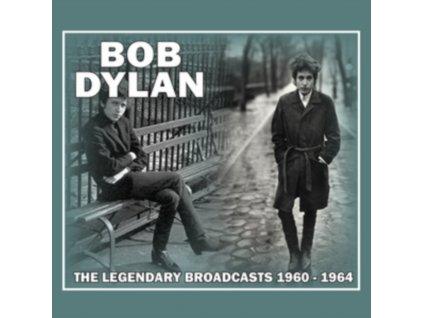 BOB DYLAN - The Legendary Broadcasts 1960 - 1964 (CD)
