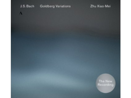 ZHU XIAOMEI - Bachgoldberg Variations (CD)