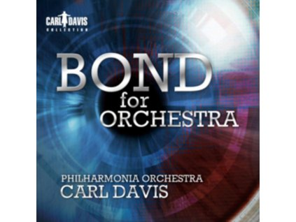 PODAVIS - Bond For Orchestra (CD)