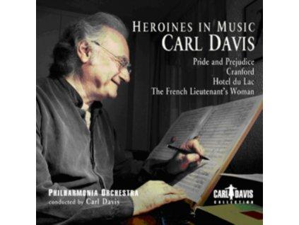 PODAVIS - Davisheroines In Music (CD)
