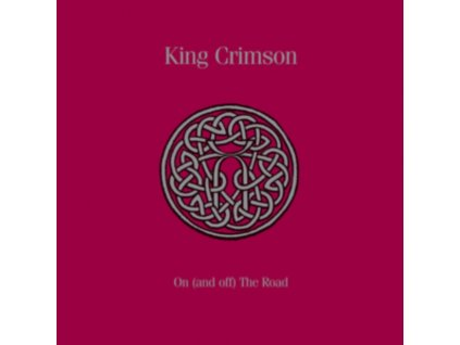 KING CRIMSON - On (And Off) The Road (CD Box Set)