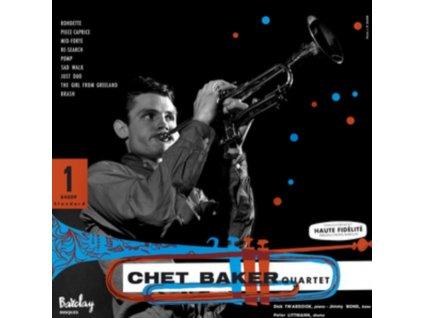 CHET BAKER - Quartet Vol. 1 (Feat. Dick Twardzik) (CD)