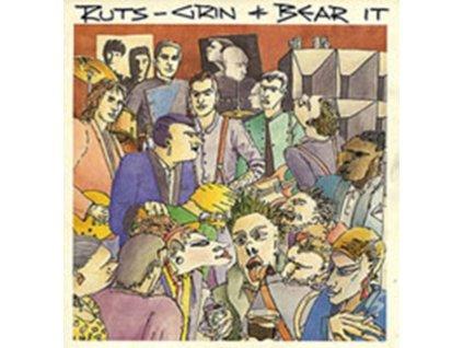 RUTS - Grin & Bear It (CD)