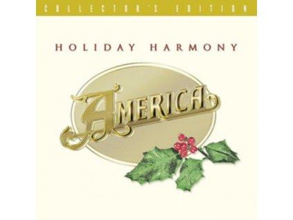 AMERICA - Holiday Harmony (CD)