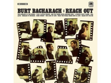 BURT BACHARACH - Reach Out (CD)