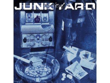 JUNKYARD - Old Habits Die Hard (CD)