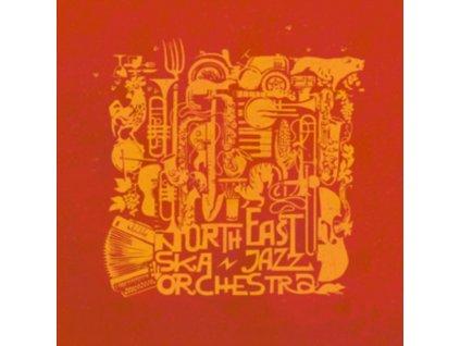 NORTH EAST SKA JAZZ ORCHESTRA - North East Ska Jazz Orchestra (CD)