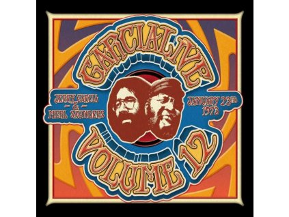 JERRY GARCIA & MERL SAUNDERS - Garcialive Volume 12: January 23Rd. 1973 The Boarding House (CD)