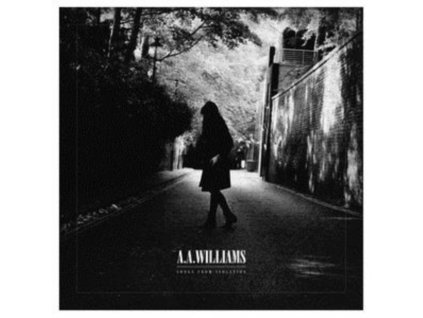 A. A. WILLIAMS - Songs From Isolation (CD)
