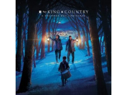 FOR KING & COUNTRY - A Drummer Boy Christmas (CD)