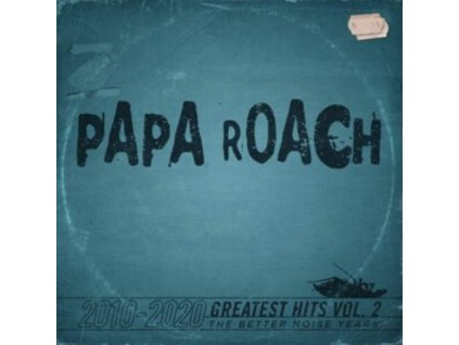 PAPA ROACH - Greatest Hits Vol. 2 The Better Noise Years (CD)