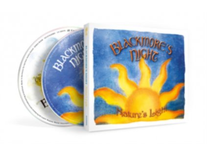 BLACKMORES NIGHT - Natures Light (Limited Mediabook Edition) (CD)