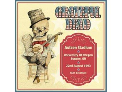 GRATEFUL DEAD - Autzen Stadium. University Of Oregon. Eugene. Or. 22Nd August 1993. Klcc Broadcast (CD)
