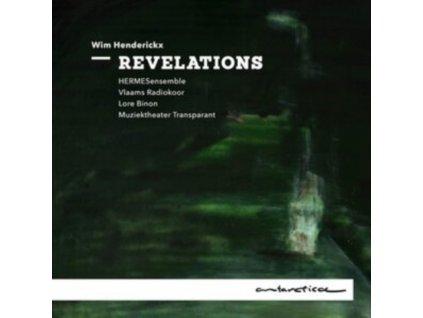 HERMESENSEMBLE - Revelations (CD)