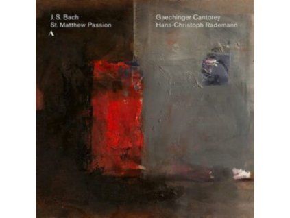 GAECHINGER CANTOREY / RADEMANN - J.S. Bach: St. Matthew Passion (CD)
