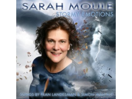 SARAH MOULE - Stormy Emotions (CD)