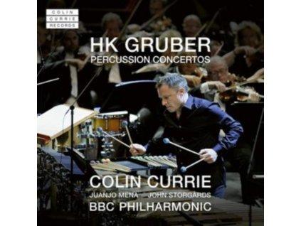BBC PHILHARMONIC / JUANJO MENA / COLIN CURRIE - Hk Gruber: Percussion Concertos (CD)