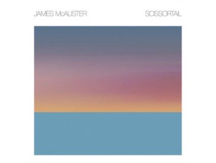 JAMES MCALISTER - Scissortail (CD)