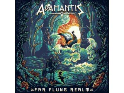 ADAMANTIS - Far Flung Realm (CD)