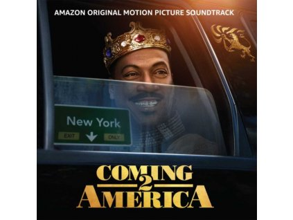 VARIOUS ARTISTS - Coming 2 America (Amazon Original Motion Picture Soundtrack) (CD)