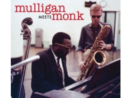 GERRY MULLIGAN & THELONIOUS MONK - Mulligan Meets Monk (+1 Bonus Track) (CD)