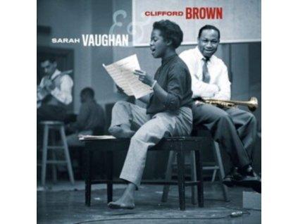 SARAH VAUGHAN & CLIFFORD BROWN - Sarah Vaughan With Clifford Brown (+1 Bonus Track) (CD)