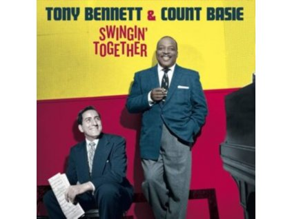 TONY BENNETT & COUNT BASIE - Swingin Together + In Person! (CD)