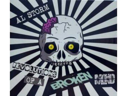 AL STORM - Revolutions Of A Broken Mind (CD)