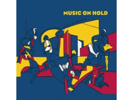 MUSIC ON HOLD - 30 Minutes Of (CD)