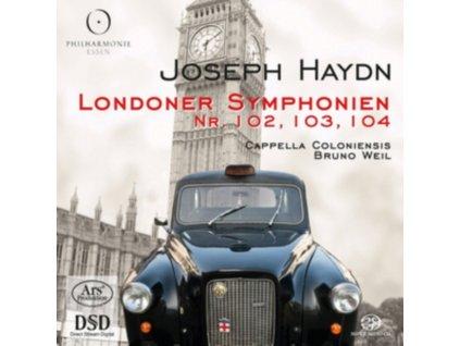 JOSEPH HAYDN - Symphonies 102 / 103 / 104 - Cappella Coloniesis - Bruno Weil (SACD)