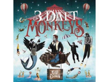 3 DAFT MONKEYS - Year Of The Clown (CD)