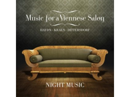 NIGHT MUSIC - Music For A Viennese Salon (CD)