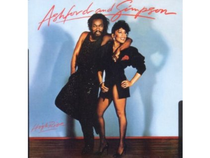 ASHFORD & SIMPSON - High Rise (CD)