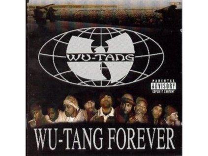 WU-TANG CLAN - Wu-Tang Forever (CD)