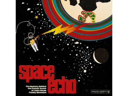 VARIOUS ARTISTS - Space Echo The Mystery Behind The Cosmic Sound Of Cabo Verde (CD)