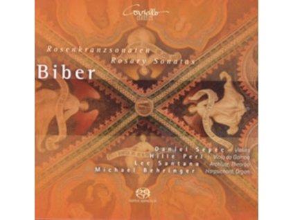 HEINRICH BIBER - Rosary Sonatas (CD)