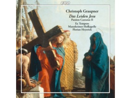VARIOUS ARTISTS - Graupner: Das Leiden Jesu (CD)