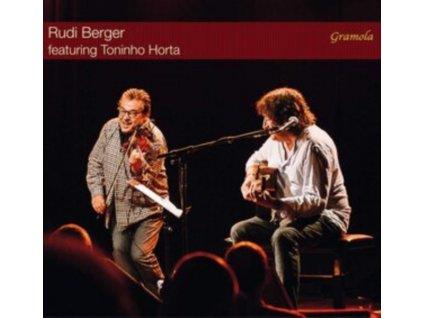 BERGER / HORTA - Rudi Berger Featuring Toninho Horta (CD)