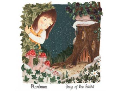 PLANTMAN - Days Of The Rocks (CD)
