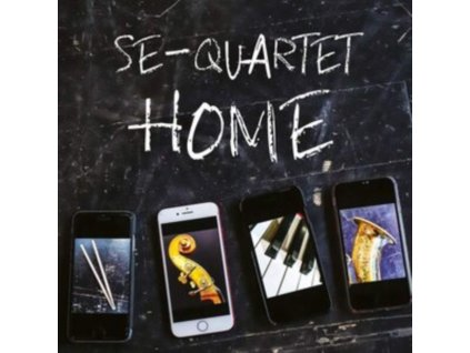 SE-QUARTET - Home - Se-Quartet (CD)
