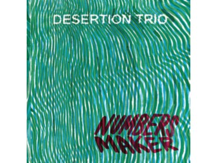 DESERTION TRIO - Numbers Maker (CD)