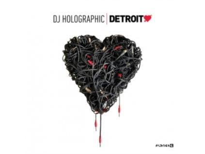 DJ HOLOGRAPHIC - Detroit Love Vol. 5 (CD)