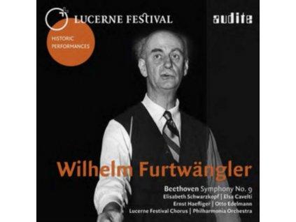 PHILHARMONIA/FURTWANGLER - Beethoven Symphony No 9 (CD)