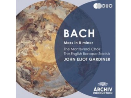 ENGLISH BAROQUE / GARDINER - J.S. Bach: Mass In B Minor (CD)