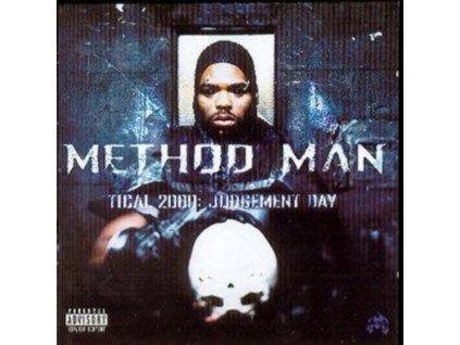 METHOD MAN - Tical 2000 - Judgement Day (CD)