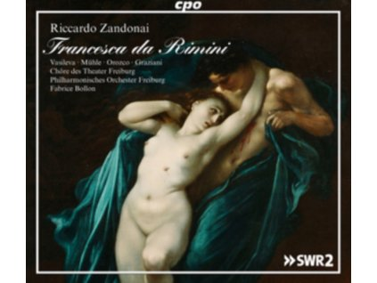 VARIOUS ARTISTS - Zandonaifrancesca Da Rimini (CD)