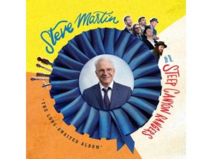 STEVE MARTIN & STEEP CANYON - The Long-Awaited Album (CD)