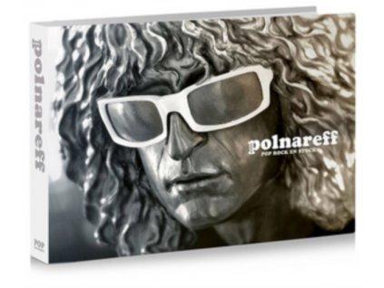MICHEL POLNAREFF - Pop Rock En Stock (CD Box Set)