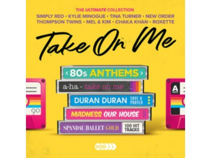 VARIOUS ARTISTS - Take On Me - Ultimate 80s Anthems (CD)